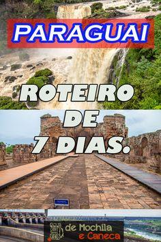 Recentemente voltamos ao Paraguai e percorremos alguns de seus principais pontos turísticos! Foi uma experiência incrível, onde visitamos alguns lugares que já conhecíamos e também lugares inusitados que não conhecíamos e certamente muitos brasileiros sequer imaginam existir. Se você ficou curioso e quer conhecer mais sobre Paraguai, fique ligado no DMEC e confira este post com nosso roteiro: #paraguai #paraguay #roteiro #turismo