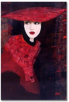 Richard Burlet art