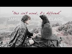 this isn't usual, it's different {nsfw} | outlander: jamie + claire - YouTube