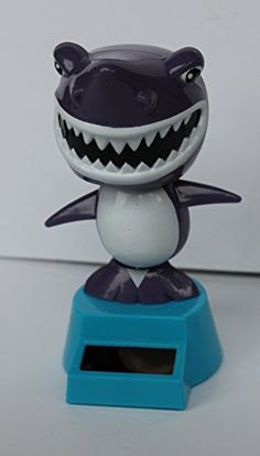 Solar Dancing Shark Solar powered, batteries are not needed Color of the base may vary from main picture Assorted colors, you will receive 1 of our choice Shark Bedroom, Solar Powered Toys, Stuff And Thangs, Fun Stuff, Random Stuff, Shark Week, Shark Shark, Desk Toys, Shark Party