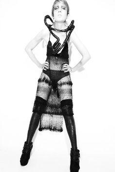 Liselotte Pedersen Design, Collection; Army of Me, January 2014 www.byliselotte.dk