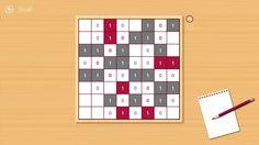 A small Takuzu puzzle in progress.  Visit the Windows Store to download the game: http://apps.microsoft.com/windows/app/takuzu-free/5db14b31-2442-4903-9196-049151a06d6d