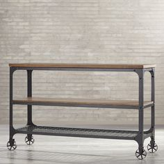 FREE SHIPPING! Shop AllModern for Mercury Row Corvus TV Stand - Great Deals on all  products with the best selection to choose from!