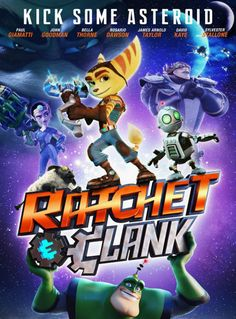Wondercon'16: The Ratchet & Clank Movie is Almost Here — The Beat