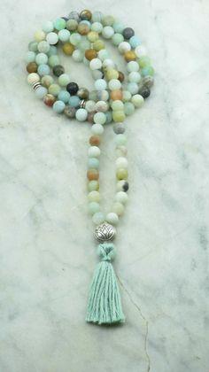 Awakening_Wrist_Malas_Amazonite_108_Mala_Beads