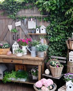 Patio Design, Garden Design, Small Outdoor Spaces, Diy Projects For Beginners, Diy Chicken Coop, Real Plants, Outdoor Furniture Sets, Outdoor Decor, Container Gardening
