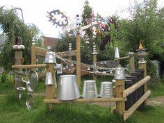 Sound Garden Más
