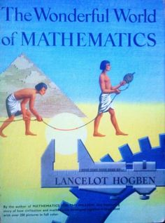 The Wonderful World Of Mathematics by Hogben,http://www.amazon.com/dp/B0027V1UJU/ref=cm_sw_r_pi_dp_Alfwtb07WE4BDQM5