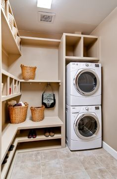 "clothing closet and laundry room | ... The ""Gold"" To Your Household: Storage Ideas for the Laundry Room"