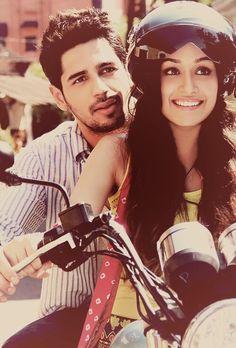 Siddharth Malhotra and Shraddha Kapoor