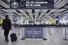 Nivel record al cetatenilor europeni in Marea Britanie inainte de Brexit