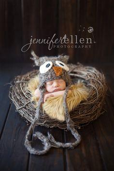 Adorable picture  Newborns   Jennifer Ellen Photography