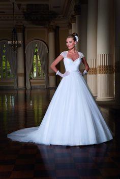 Vestido de Noiva Jasmin 29