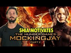 Hunger Games: Mockingjay Part 2 starring Shia LaBeouf TRAILER - wattafudgemonkeys? Hunger Games Humor, Hunger Games Trilogy, Shia Labeof, Katniss And Peeta, Mockingjay Part 2, Funny Humor, Just Do It, How To Be Outgoing, Stars