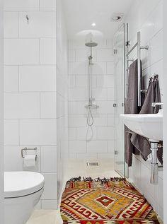 La maison d'Anna G.: salle de bain