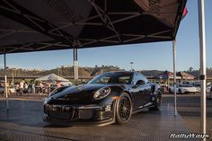 It's White Noise Porsche 991 GT3 RS at Big SoCal Euro. #itswhitenoise