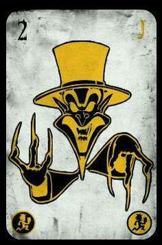 The Ringmaster. 2nd joker card
