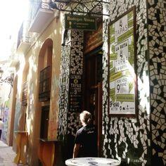 Terminamos agosto tomando la fresca en Bodegas Almau #zaragozaguia #zaragoza #regalazaragoza #zaragozapaseando #zaragozaturismo #zaragozadestino #miziudad #zaragozeando #mantisgram #magicaragon #loves_zaragoza #loves_aragon #igerszaragoza #igerszgz #igersaragon #instazgz #instamaños #instazaragoza #zaragozamola