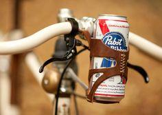 Bike booze carrier