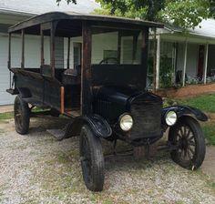 Model T Ford Forum: Huckster Body Maker ??