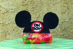 Mickey Mouse Favor Ideas