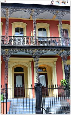 Double Homes in the Lower Garden District