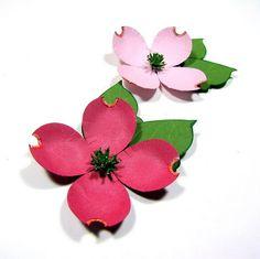 Dogwood Flower Tutorial
