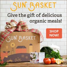 Organic ingredients from the West Coasts best Farms and Easy delicious recipes delivered to your door. Find more gift ideas at: http://www.allaboutcuisines.com/gift-baskets-hampers #organic food #gift ideas