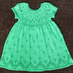 Ravelry: Project Gallery for Bethany Dress pattern by Suzie Sparkles