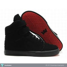 wholesale dealer 0b56d befb7 Discover ideas about Gold High Tops. women tk society gold and black high  top supra shoes