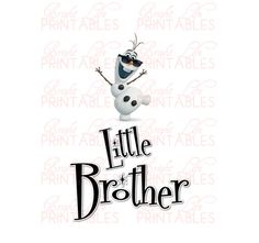Disney+Iron+On+Transfer+Little+Brother+by+BrightLifePrintables,+$4.00
