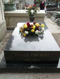 Marcel Proust grave in Pere Lachaise | by pcambra