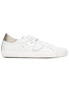 Philippe Model classic lace-up sneakers