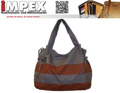 One from our new Autumn Bags. Fashionable Colours with 2 Stripes -  iMPEX GmbH