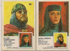 El Cid Campeador - Doña Jimena