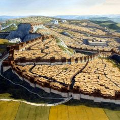 One of Turkey's lesser visited but historically significant attraction is the ruin of an ancient city known as Hattusa, located near modern . Ancient Egyptian Art, Ancient Aliens, Ancient Greece, Ancient Artefacts, Ancient Civilizations, European History, American History, Turm Von Babylon, Mycenae