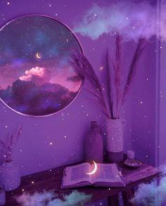 Iphone Wallpaper Themes, Purple Wallpaper Iphone, Iphone Wallpaper Tumblr Aesthetic, Aesthetic Pastel Wallpaper, Aesthetic Backgrounds, Galaxy Wallpaper, Dark Purple Wallpaper, Violet Aesthetic, Dark Purple Aesthetic
