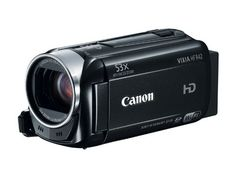 Good Price Canon VIXIA HF R42 HD 53x Image Stabilized Optical Zoom Camcorder 32 GB Internal Drive and 3.0 Touch LCD.