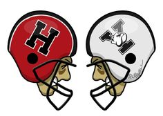 Harvard Crimson vs Yale Bulldogs: THE Classic Football Rivalry Harvard Football, Football Rivalries, Bulldogs Football, Team Mascots, Great Logos, Sports Logos, Tough Guy, Ivy League, D1