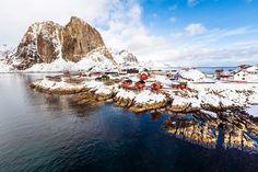 Deasupra Cercului Polar: călătorie în Insulele Lofoten din Norvegia