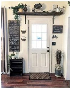Are you looking for images for farmhouse living room? Browse around this website for amazing farmhouse living room inspiration. This unique farmhouse living room ideas looks totally amazing. Home Design, Interior Design, Design Hotel, Room Interior, Design Ideas, Wall Design, Modern Interior, Sweet Home, Entryway Decor