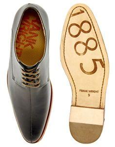 Enlarge Frank Wright Hawtrey Leather Shoes