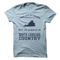Virginia For North Carolina Country