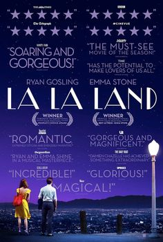 Image result for lalaland poster