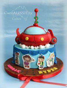 Little Einsteins cake