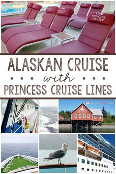 This post is a sponsored for Princess Cruise Lines. Planning a vacation? Consider an Alaskan Cruise with Princess Cruise Lines for an affordable and truly unforgettable experience! Alaska Cruise Princess, Alaska Cruise Tips, Royal Cruise, Princess Cruises, Alaska Travel, Royal Princess Cruise Ship, Alaska Trip, Packing List For Cruise, Cruise Travel