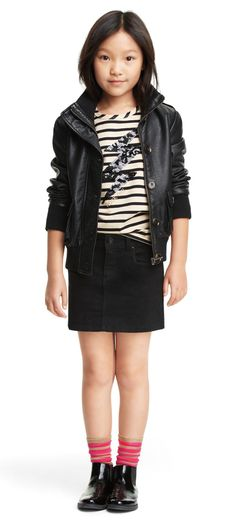 Back to School Tween style from JCPenny