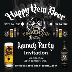Camerons - Motörhead Röad Crew http://www.beer-pedia.com/index.php/news/19-global/3878-camerons-motoerhead-roead-crew #beerpedia #cameronsbrewery #motorhead #motorheadbeer #beerblog #beernews #newrelease #newlabel #craftbeer #μπύρα #beer #bier #biere #birra #cerveza #pivo #alus