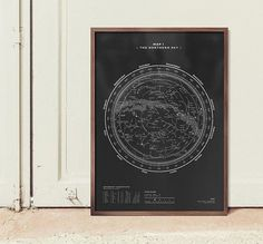 Fancy - The Northern Sky Silkscreen Print by Stellavie
