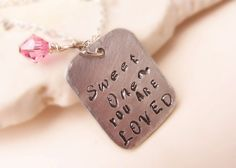 """Sweet One ~ You are LOVED"" by TNine Design"